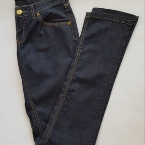 New With Tags Sisley Slim Fit Denim Jeans Size 38